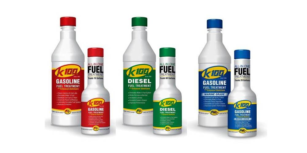 K100 Fuel Treatments