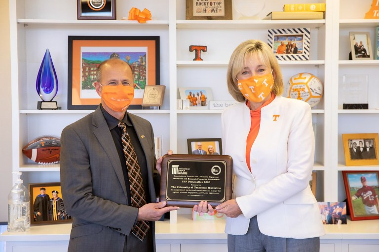 UT Named Innovation and Economic Prosperity University