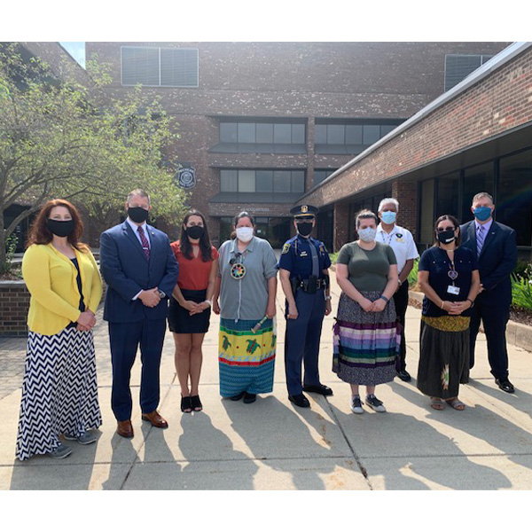 Michigan State Police Honors Native American Heritage with Smudging Ceremony to Return Tribal Ancestors
